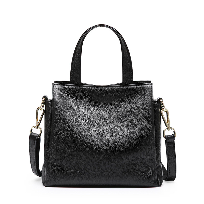 цены Luxury Women Handbags Ladies Female Genuine Leather Tote Bag Square Shoulder Bags Bolsas Femininas New Fashion Crossbody Bags