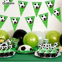 football birthday banner promotion shop for promotional football