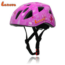 LANOVA  Kids Cycling Skating Skateboard Protector Bike Cycling Helmet For Children Bike Bicycle Roller  safety Helmet