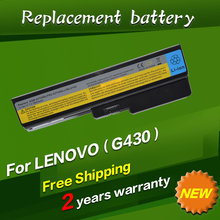 JIGU 9 cells Laptop Battery For Lenovo 3000 G530 444 23U DC T3400 N500 Series IdeaPad
