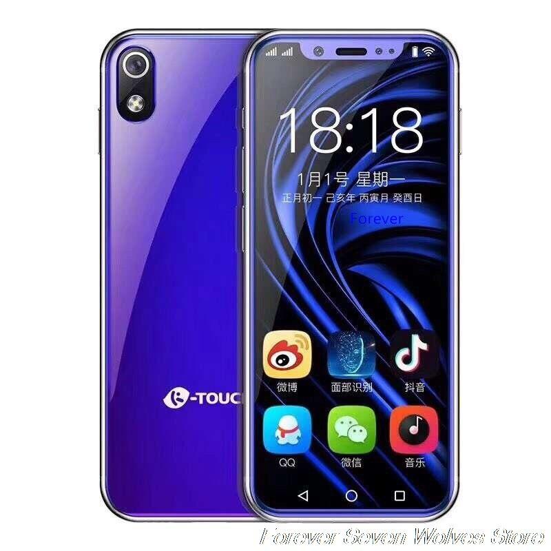 Coque gratuite 3 GB Ram 32 GB Rom Android 8.1 2 GB Ram 16 GB Rom Mini 4G SmartPhone K-TOUCH I9 Face ID Telefone téléphone portable double SIM - 5