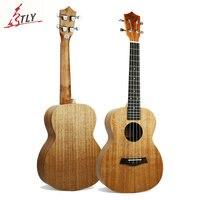 Mcool 26 inç Üst Maun Tenor Ukelele Ukulele Gülağacı klavye 4 Strings Hawaii Mini Gitar Ukenin