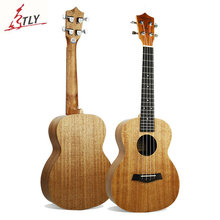 Mcool 26 inch Top Mahogany Tenor Ukelele Ukulele Rosewood Fingerboard 4 Strings Hawaii Mini Guitar Uke