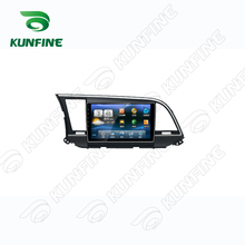 Quad Core 1024*600 Android 5.1 Car DVD GPS Navigation Player Car Stereo for Hyundai Elantra 2016 Deckless Bluetooth Wifi/3G