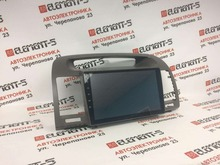 Element-5 Россия сток Быстрая доставка Android 8,1 gps навигационный плеер для toyota camry 30 автомобильный радиоприемник bluetooth wi-fi-мультимедиа