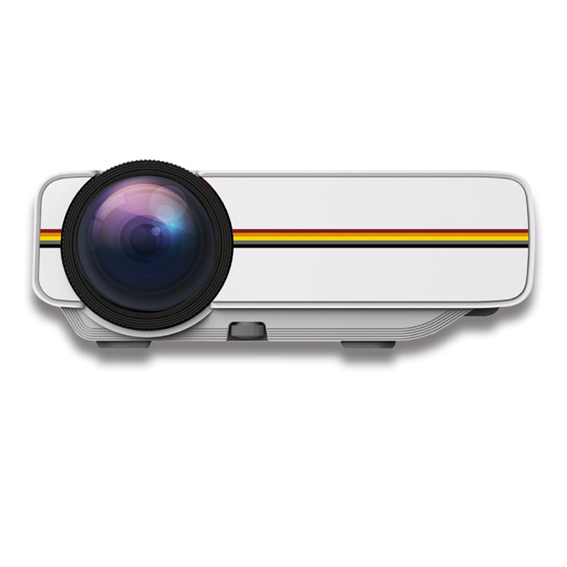 YG410 Mini Led Pocket Projector 1080P Draagbare Hd Homehold Projector Home Cinema Usb 3D Beamer Voor 138 Inch Scherm projectie - 4
