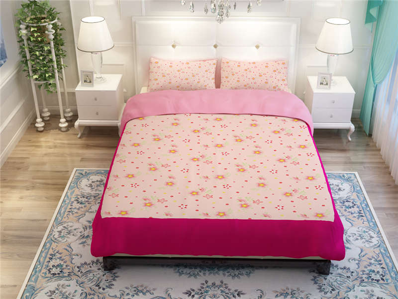 pink vitoria secret plant floral floret printed bedding bed comforter duvet  cover set twin full queen. Popular Bed Comforter Cover Buy Cheap Bed Comforter Cover lots
