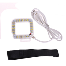 Новый Водонепроницаемый Футляр Аксессуары Для Камеры USB Порт LED Кольцо Вспышка Света Вспышки Speedlite Заполняющий свет
