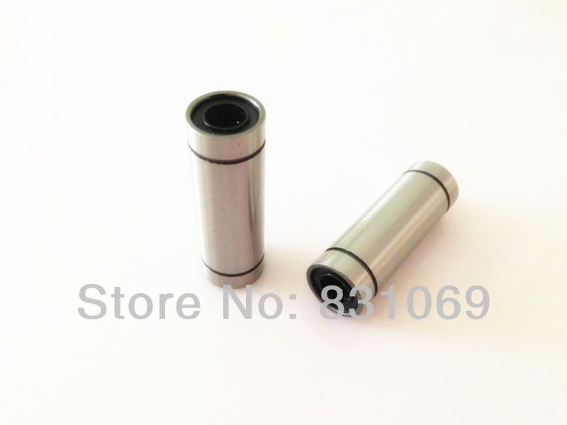 4pcs LM20LUU 20mm Long Linear Ball Bearing Bush Bushing 20x32x80mm 3D Printer