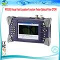 Nueva Llegada Ruyan RY-FR3303A OTDR 15/16dB 40-50Km Digital Optical Fiber Guardabosques FTTx FTTH Breakpoint Tester RY3303A Herramienta de Prueba