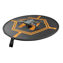 Fast-Fold Drone Parking Mat