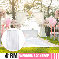 4x8m White Sequin Backdrops,Party Wedding Photo Booth Backdrop Decoration,Sequin curtains,Drape,Sequin panels
