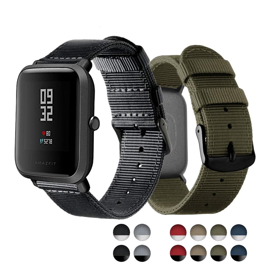 734934dd971 Pulseira De Relógio de Substituição para Xiaomi huami Eastar Amazônia  Relógio Inteligente Edição Juventude Bip POUCO RITMO Lite cinta banda  pulseira de ...