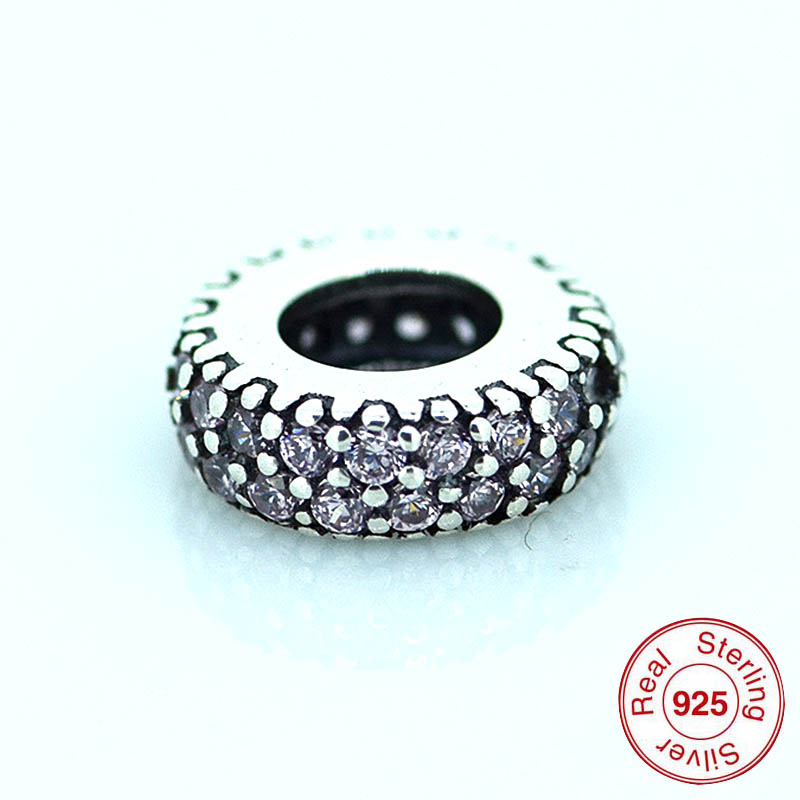 Jewelry & Accessories 2019 Summer Collection 925 Sterling Silver Beads Handbag Charms With Pink And Clear Cz Fits Original Pandora Charm Bracelet Diy Spare No Cost At Any Cost