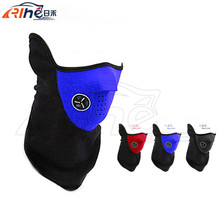 hot selling motorcycle skull face mask outdoor sport cycling bike motorbike mask skiing snowboard neck skull mask blue color