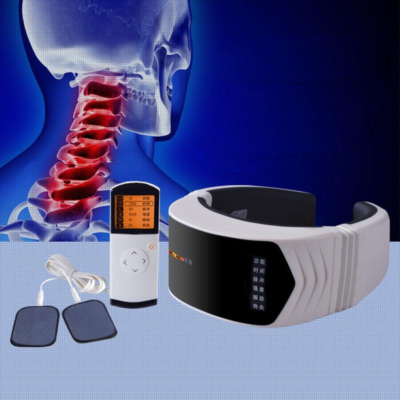 Meridian Health Instrument Massager kaklo masažuoklis OL Lady vairuotojas Pilnas laikas namų šeimininkė Kaklo masažuoklis Pagrindinis intelektualus įkrovimas