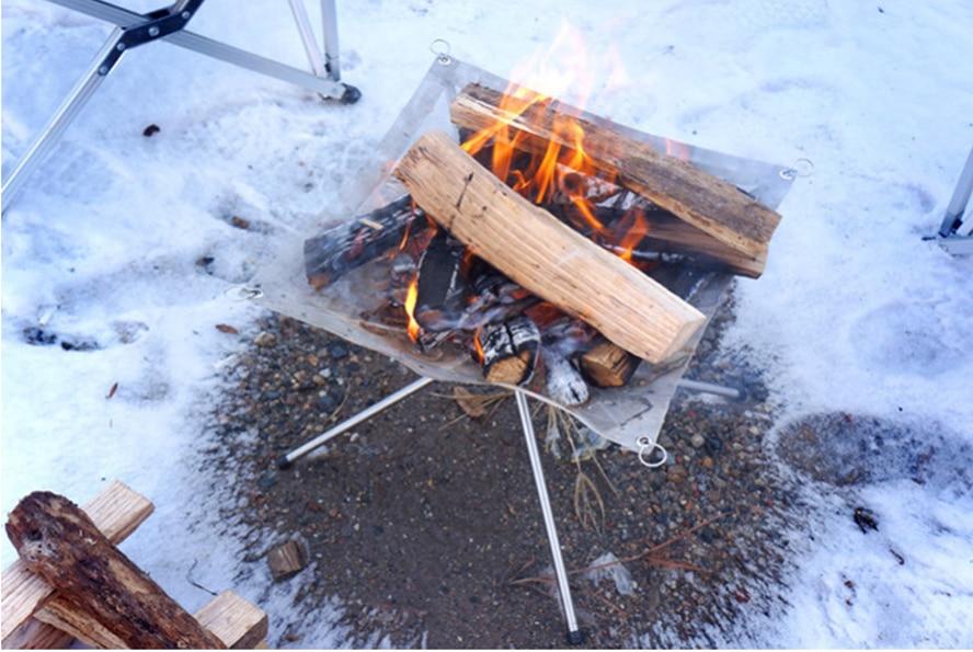 Camping Portable SPORTSHUB 304-Stainless Steel Sobë në natyrë - Kampimi dhe shëtitjet - Foto 3