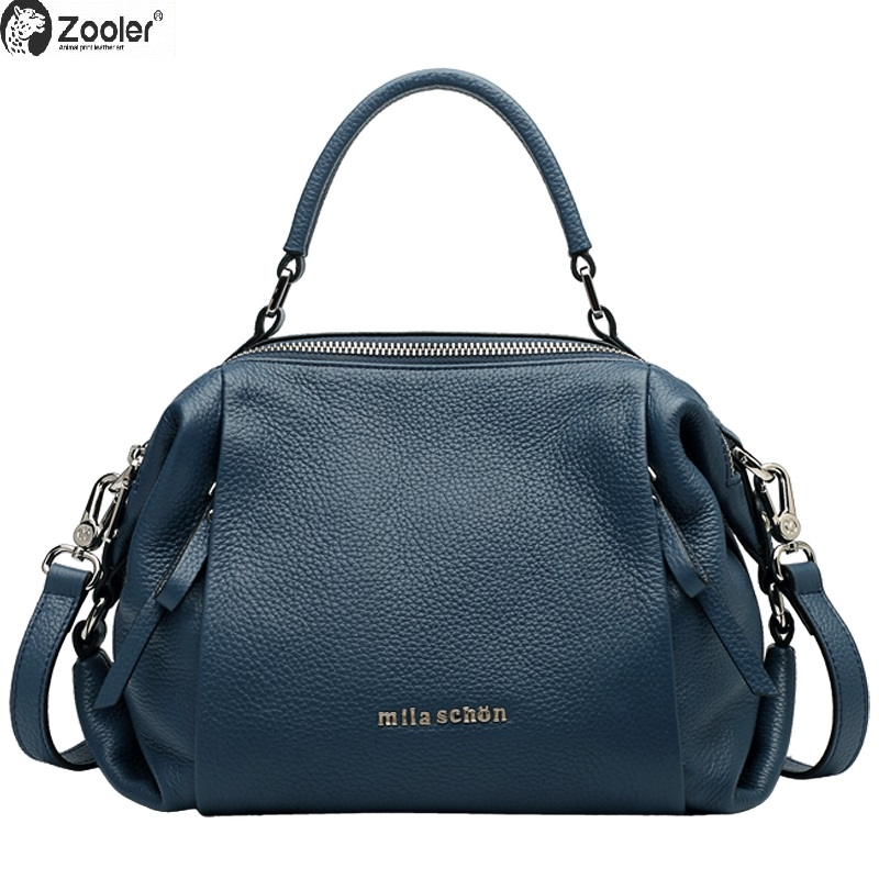 2018 Nouveau Haute Qualité femme sacs à bandoulière sacs à main designer en cuir véritable de la peau sac bolsos mujer de marca famosa 2018 # BC-106