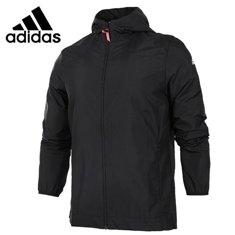 chaqueta adidas con capucha
