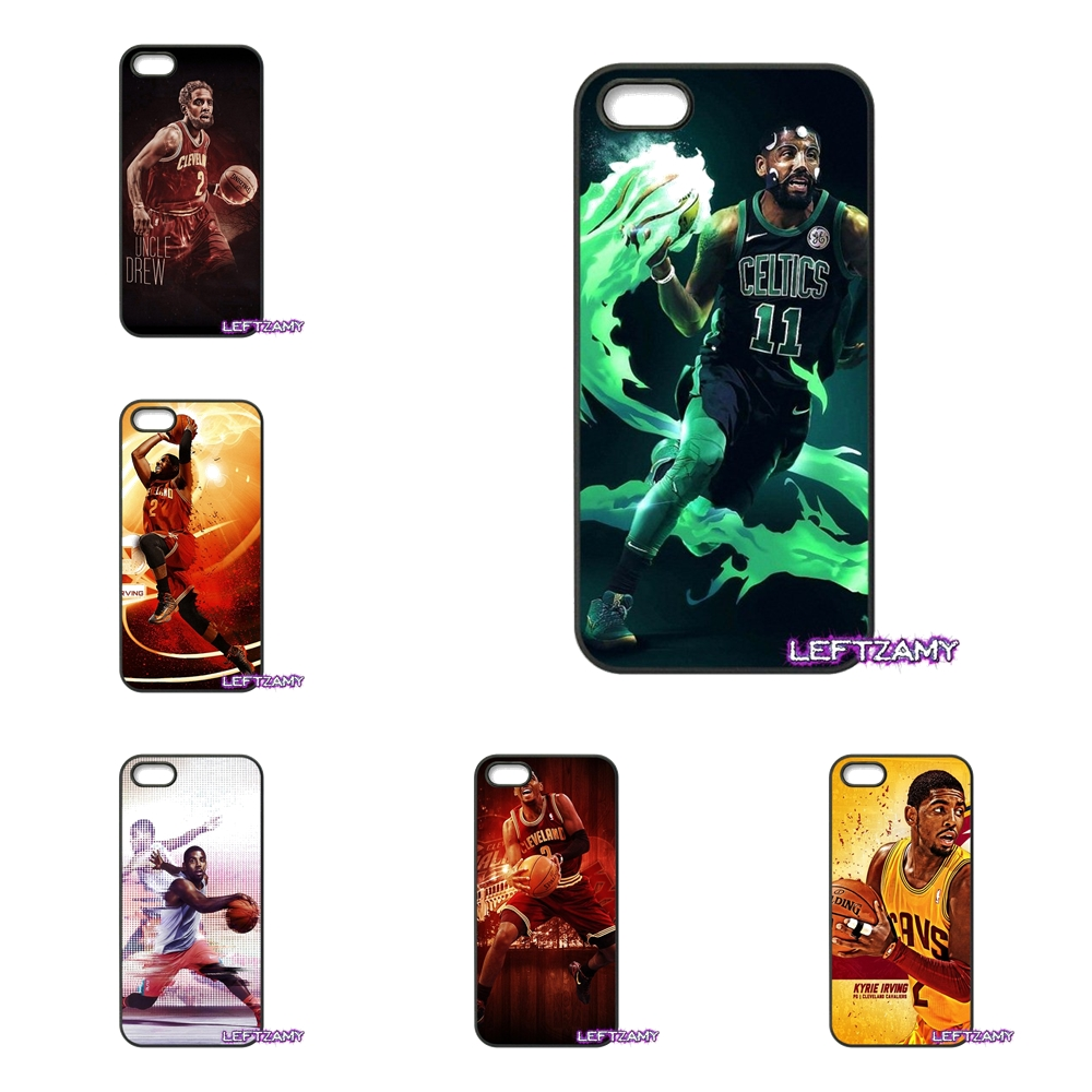 kyrie irving American Star Hard Phone Case Cover For iPhone 4 4S 5 5C SE 6 6S 7 8 Plus X 4.7 5.5 iPod Touch 4 5 6