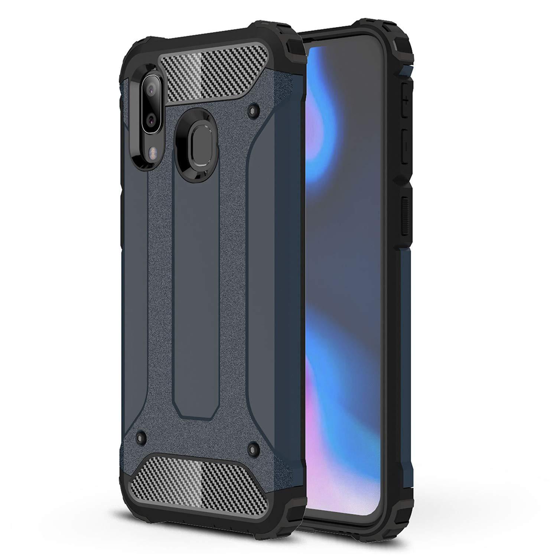 Чехол для Samsung Galaxy A40, чехол для Samsung Galaxy A 40, противоударный жесткий силиконовый сверхпрочный армированный чехол для телефона