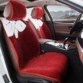 Cubierta de asiento de coche-cubre los accesorios del coche interior del coche Universal plumero megane granta octavia yeti asiento de piel cubierta sportage cerato A1