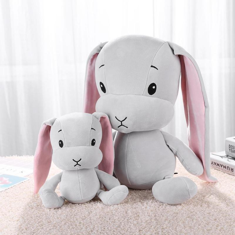 30cm Cute Rabbit Plush Toys Bunny Baby Stuffed Doll Toy Soft Girls Gifts