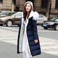 Winter Jacket Women 2016 Winter And Autumn Wear High Quality Parkas Winter Jackets Outwear Women Long Coats Overcoat