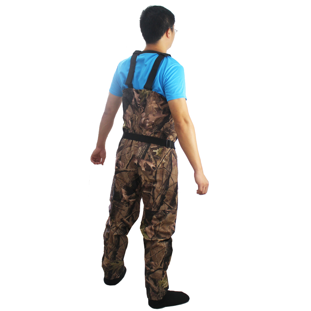 Cheap stocking foot waders
