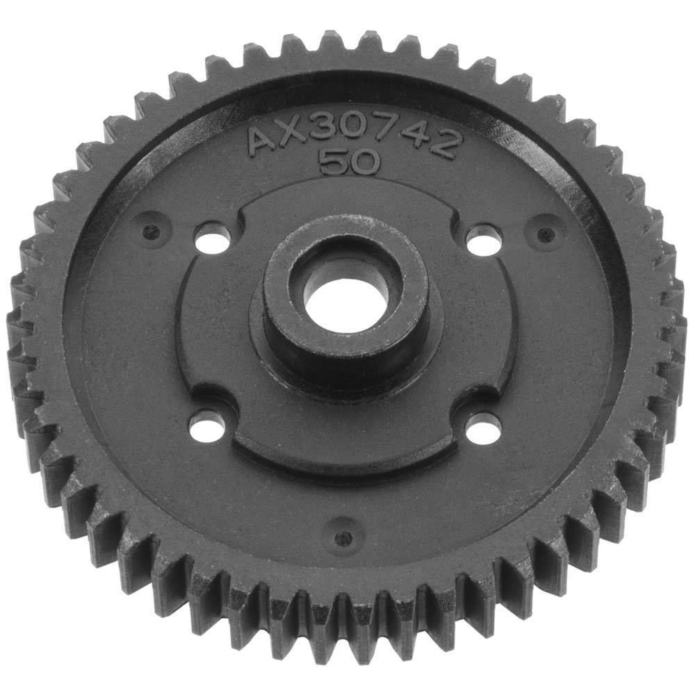 Toys & Hobbies Parts & Accessories Axial Racing Exo 1/10 Carwler Axial Ax30742 Spur Gear 32p 50t Black Non-Ironing