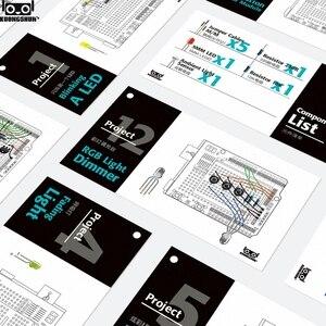 Image 5 - KUONGSHUN UNO R3 Starter KitสำหรับArduino UNO R3โครงการของขวัญกล่องและคู่มือผู้ใช้