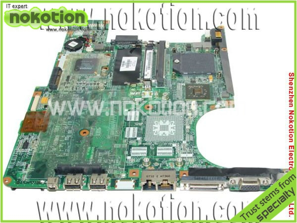 NOKOTION laptop motherboard P N 443775-001 for HP DV6000 DDR3 Update NF-G6150-N-A2 Mainboard free shipping 5pcs nf spp 100 n a2 in stock