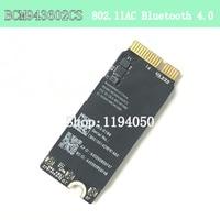 Broadcom BCM943602CS 1750Mbps 802.11AC WiFi Adapter with Bluetooth 4.0 BCM43602CS A1425 A1502 A1398 WIFI CARD WLAN