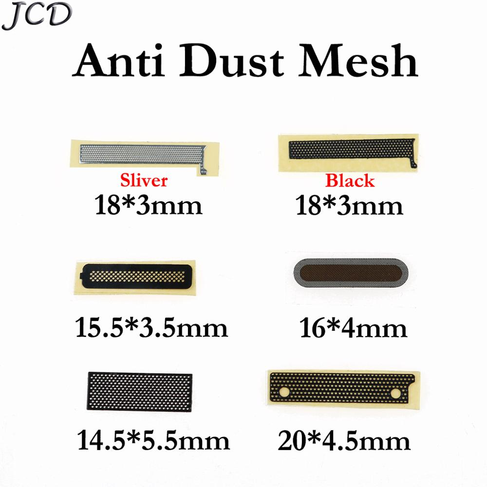 JCD 18*3 /15.5*3.5 /16*4 /14.5*5.5 /20*4.5 Mm Adhesive Ear Speaker Earpiece Anti Dust Screen Mesh For Huawei For OPPO For Xiaomi