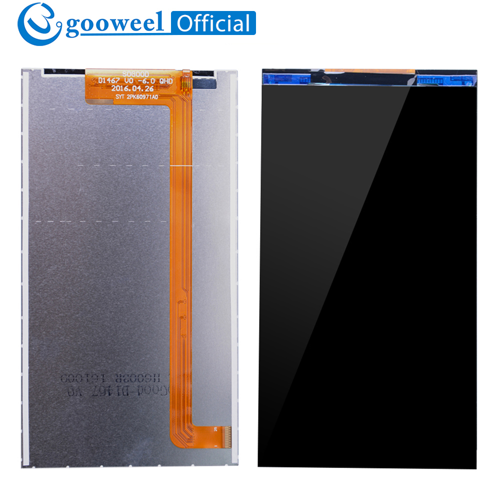 For Gooweel M3 SMARTPHONE 6.0inch LCD Display Screen replacement