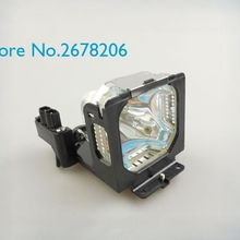 Compatible Projector Lamp with housing LV-LP18 for CANON 610 309 2706 LV-LP18 LV-7210 LV-7215 LV-7220 LV-7225LV-7230 compatible projector lamp for canon lv lp26 1297b001aa