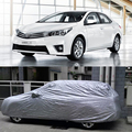 1Pcs Car Covers Sunproof Dust-proof Protective Cover for Toyota Corolla EU-Version 2014
