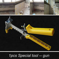 For the tile leveling system gun tools,Home improvement construction tools,for the wall and floor.