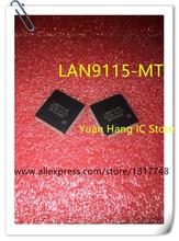 10pcs/lot LAN9115-MT LAN9115 SMSC TQFP-100 100% NEW
