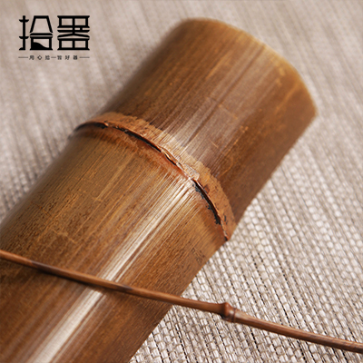 Natural Bamboo Tea Scoop 3