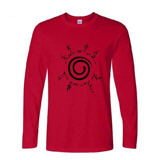 Naruto's Four Symbols Seal longsleeve shirt