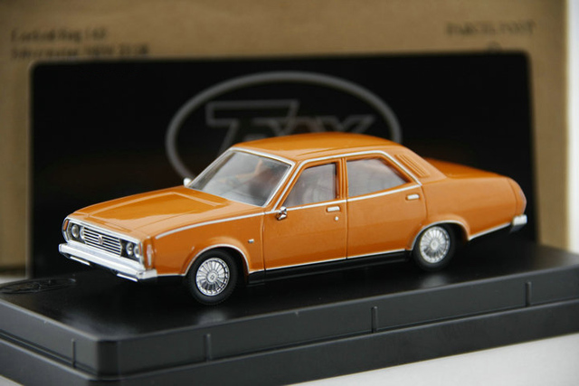 Out of print TRAX1: 43 Holden, Australia Leland P76 Super Alloy car model Collection model