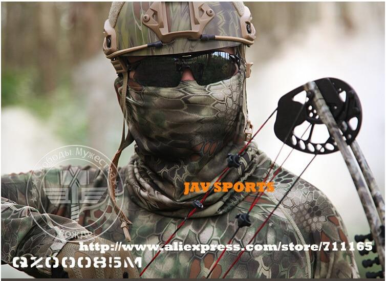 Warchief Kryptek hızlı kuru çok amaçlı atkısı açık askeri boyun eşarbı Snood eşarp şapka (SKU12050635) title=