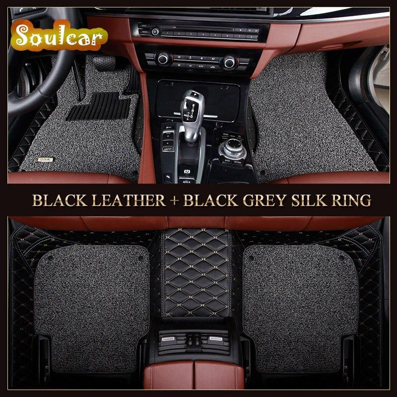 Custom fit Car floor mats for Mercedes Benz A160 A180 B180 B200 W169 W176 W245 W246 2008-2017 car floor foot carpet liners mats