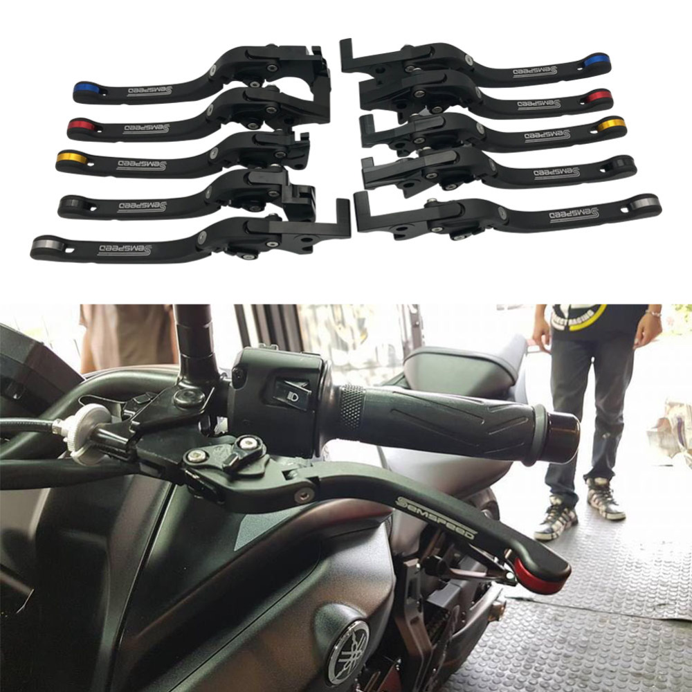 Motorcycle Motorbike Folding Foldable Brake Clutch Levers For HONDA PCX 125 PCX125 PCX150 PCX 150 2012-2018 2019 Accessories