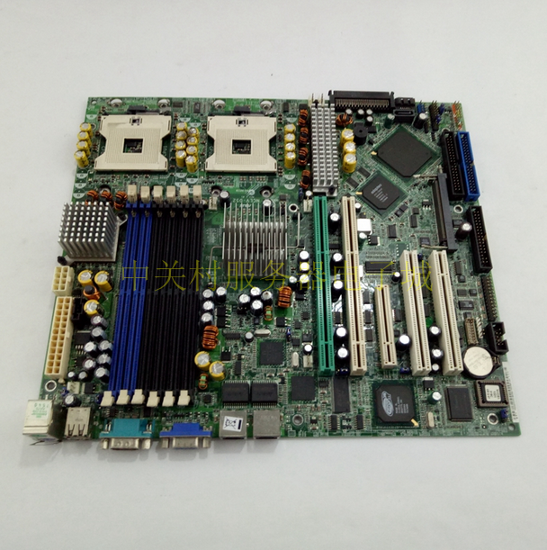 NCLV-DS2 REV: 1.02G Server Board Dual CPU DDR2 Motherboard