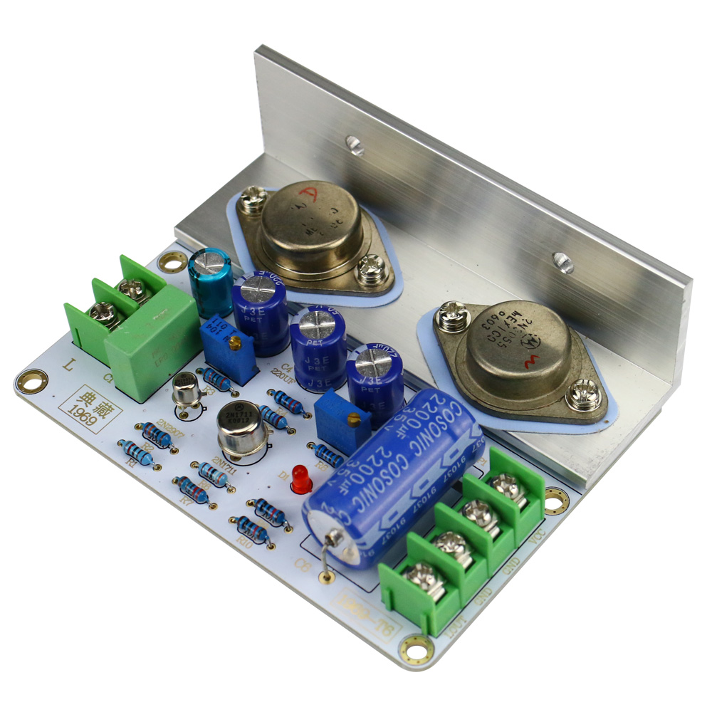 Image 2 - GHXAMP Hifi JLH 1969 Amplifier Audio Class A Power Amplifier 