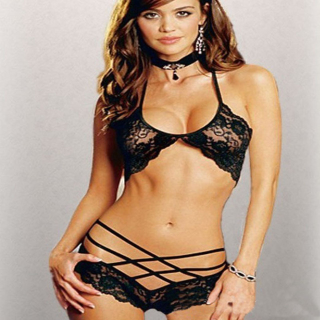 4c79cb678f Hot New Women Sexy Lingerie Lace Three-Point Exotic Apparel Super Within  Temptation Comfortable Sexy Women Lingerie Set ch80501