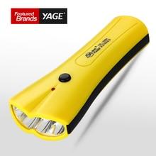 YAGE 3204 led light Special torch Light Mini portable flash light led lanterna linterna touch include battery mini Hand Lamp