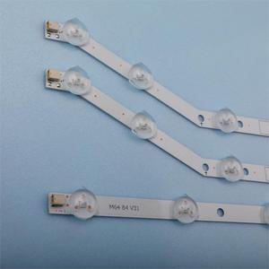 Image 2 - 新しいキット 3 個 12/13LED 76 センチメートルledストリップサムスンUH40H6203AF 2013SVS40 LM41 00001V LM41 00001W BN96 28766A BN96 28767A